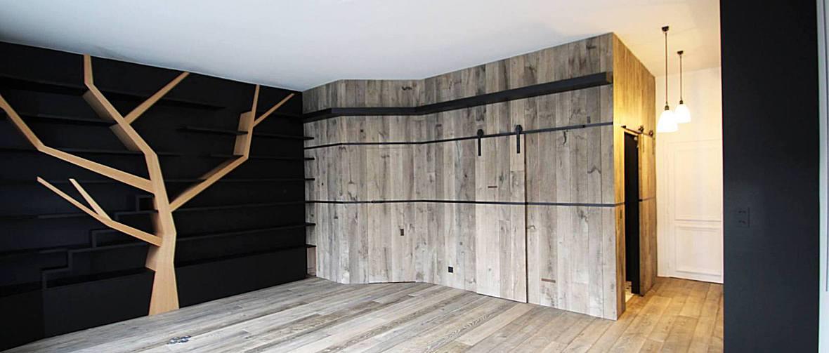 l 39 atelier menuiserie sur mesure la rochelle. Black Bedroom Furniture Sets. Home Design Ideas